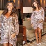 Juliana Paes grávida de 5 meses (foto: divulgação)