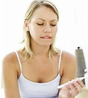 teste-de-gravidez de farmácia