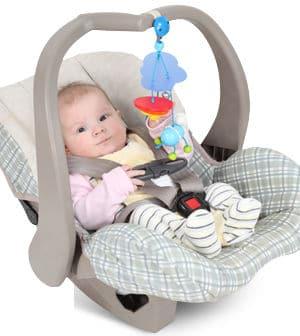 You are currently viewing Como escolher o melhor bebê conforto