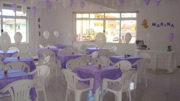 decoração de mesas para cha de fraldas