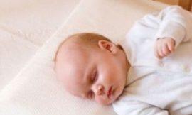 Travesseiro ideal para o bebê