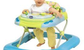 Andador para bebês: é prejudicial? Pode gerar problemas?