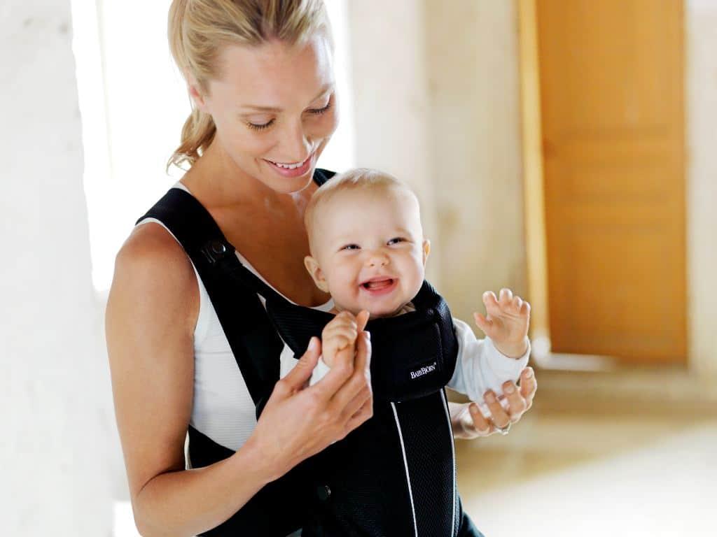 Cangurus para bebês. (Foto: Divulgação).