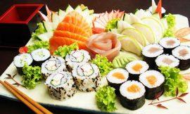 Grávida pode comer comida japonesa?