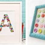 ideias baratas decoracao quarto de bebe