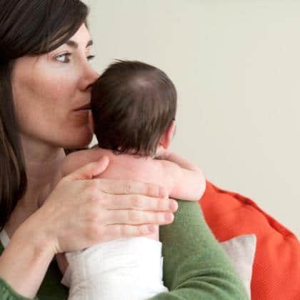 Read more about the article Dicas para cuidar do refluxo do bebê