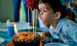Aniversário de 3 anos em casa: dicas para festa