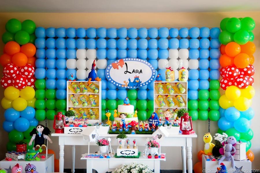 Aniversário de 3 anos. (Foto: Divulgação).