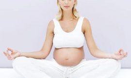 Benefícios da yoga para gestante