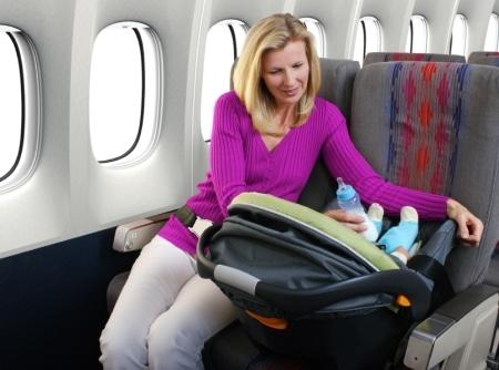 You are currently viewing Cuidados para viajar de avião com o bebê