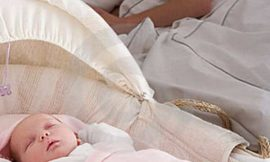 Como montar o cantinho do bebê no quarto dos pais