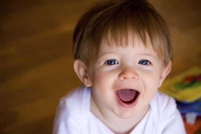 Fotos de bebe ruivo