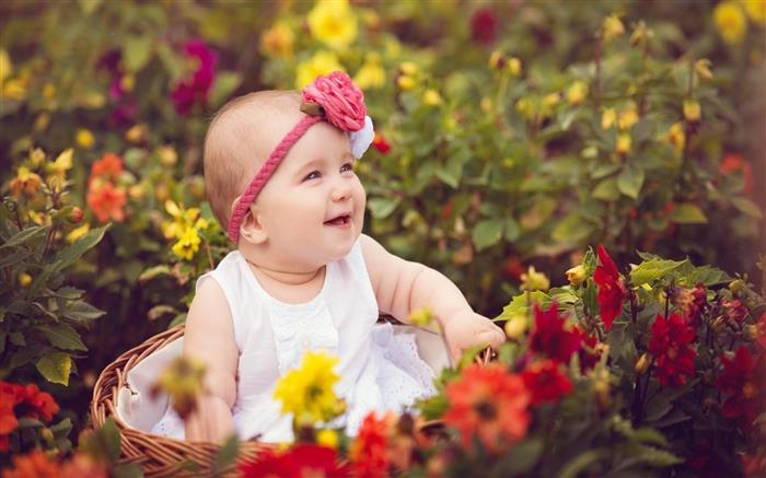 Foto no jardim