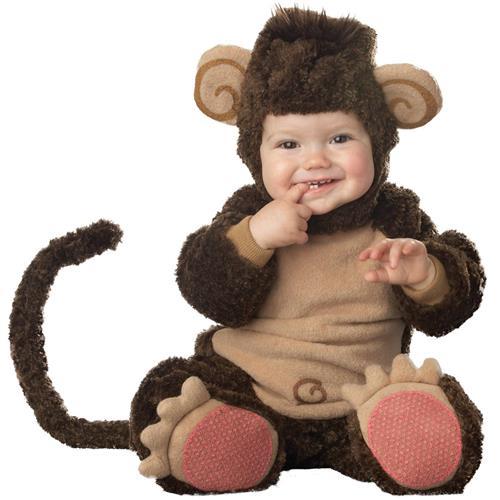 fantasia de macaco
