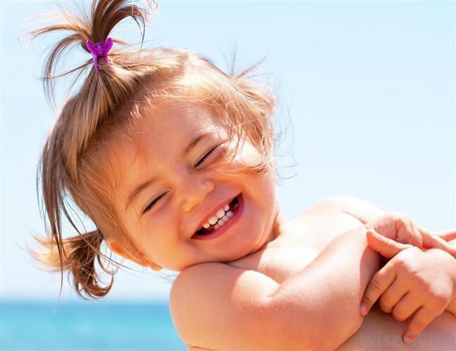 fotos de bebe na praia