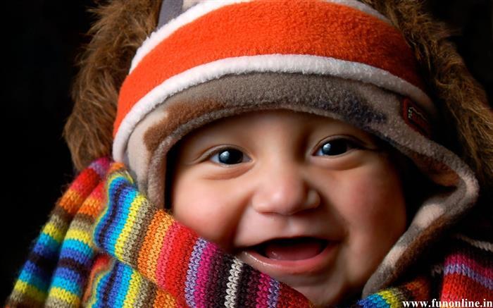 bebe no frio