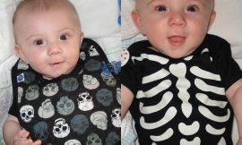 Bodys divertidos para bebês