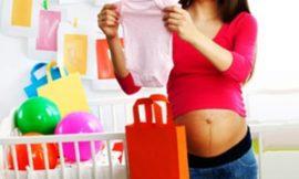 Lista de presentes para chá de bebê completa