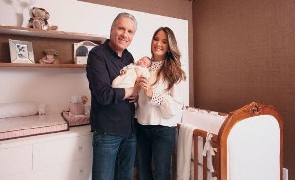 Quarto do bebê dos famosos. (Foto: Divulgação).