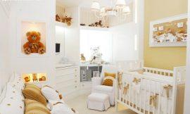 Como montar quarto do bebê sem gastar muito