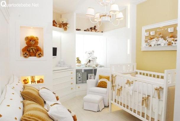 You are currently viewing Como montar quarto do bebê sem gastar muito
