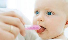 Como dar medicamento ao bebê corretamente