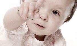 Como descobrir se o bebê é destro ou canhoto?
