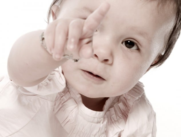 You are currently viewing Como descobrir se o bebê é destro ou canhoto?