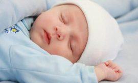Quando o bebê começa a dormir a noite toda?