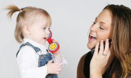 Desenvolvimento da linguagem do bebe até 1 ano