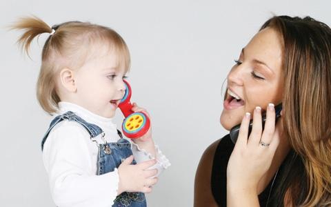 You are currently viewing Desenvolvimento da linguagem do bebe até 1 ano
