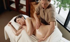Importância da massagem durante a gestação