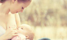Benefícios da amamentação para o bebê