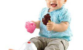 Dicas de brinquedos para bebês de 1 ano