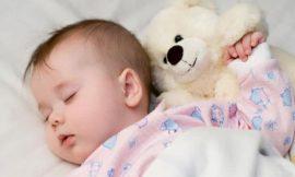 Dicas para ensinar o bebê a dormir sozinho