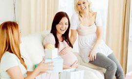 Como preparar a lista de presentes do chá de bebê