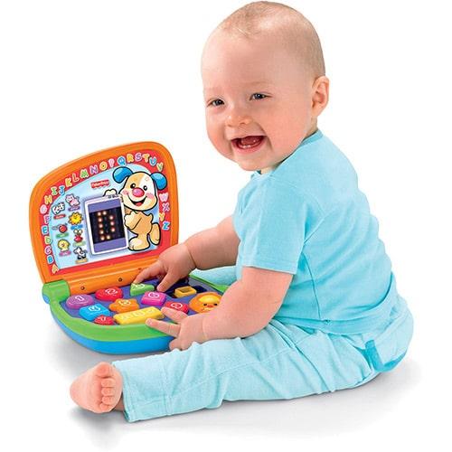Brinquedos para crianças com menos de 1 ano. (Foto: Divulgação).