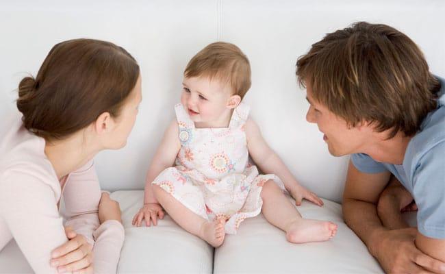 You are currently viewing Quando o bebê começa a falar?