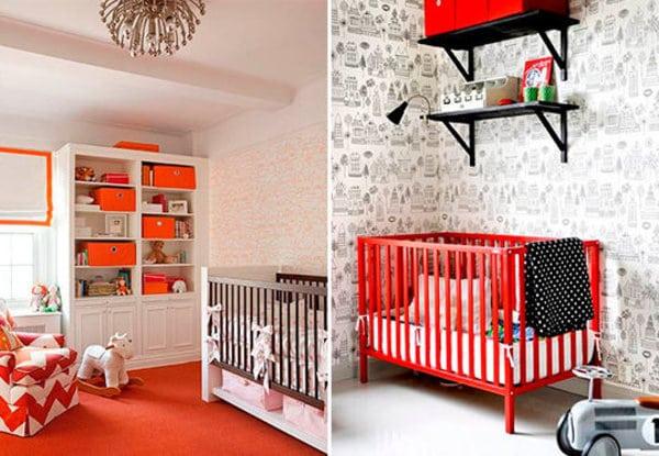 Bebês de Áries gostam de vermelho. (Foto: Divulgação).