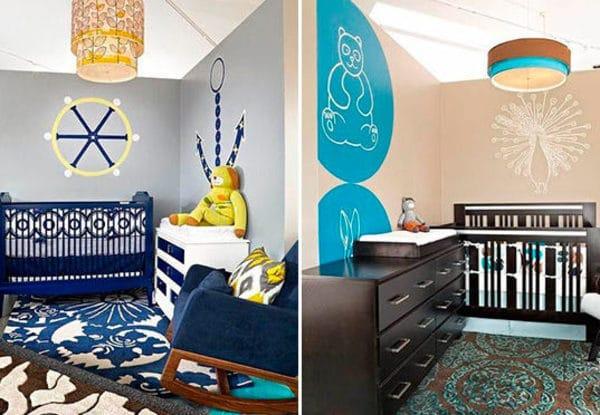 Um quarto espaçoso para os sagitarianos. (Foto: Divulgação).