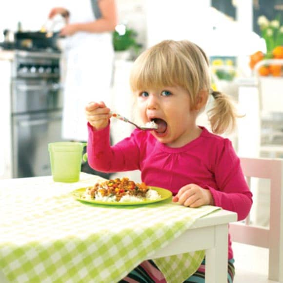 You are currently viewing Alimentação do bebê nas férias