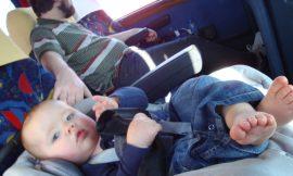 Dicas para viajar de ônibus com o bebê