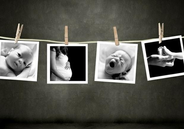 Maneiras diferentes de contar sobre a gravidez. (Foto: Divulgação).