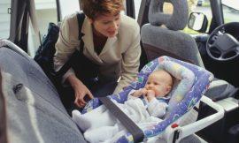 Dicas para viajar de carro para o bebê