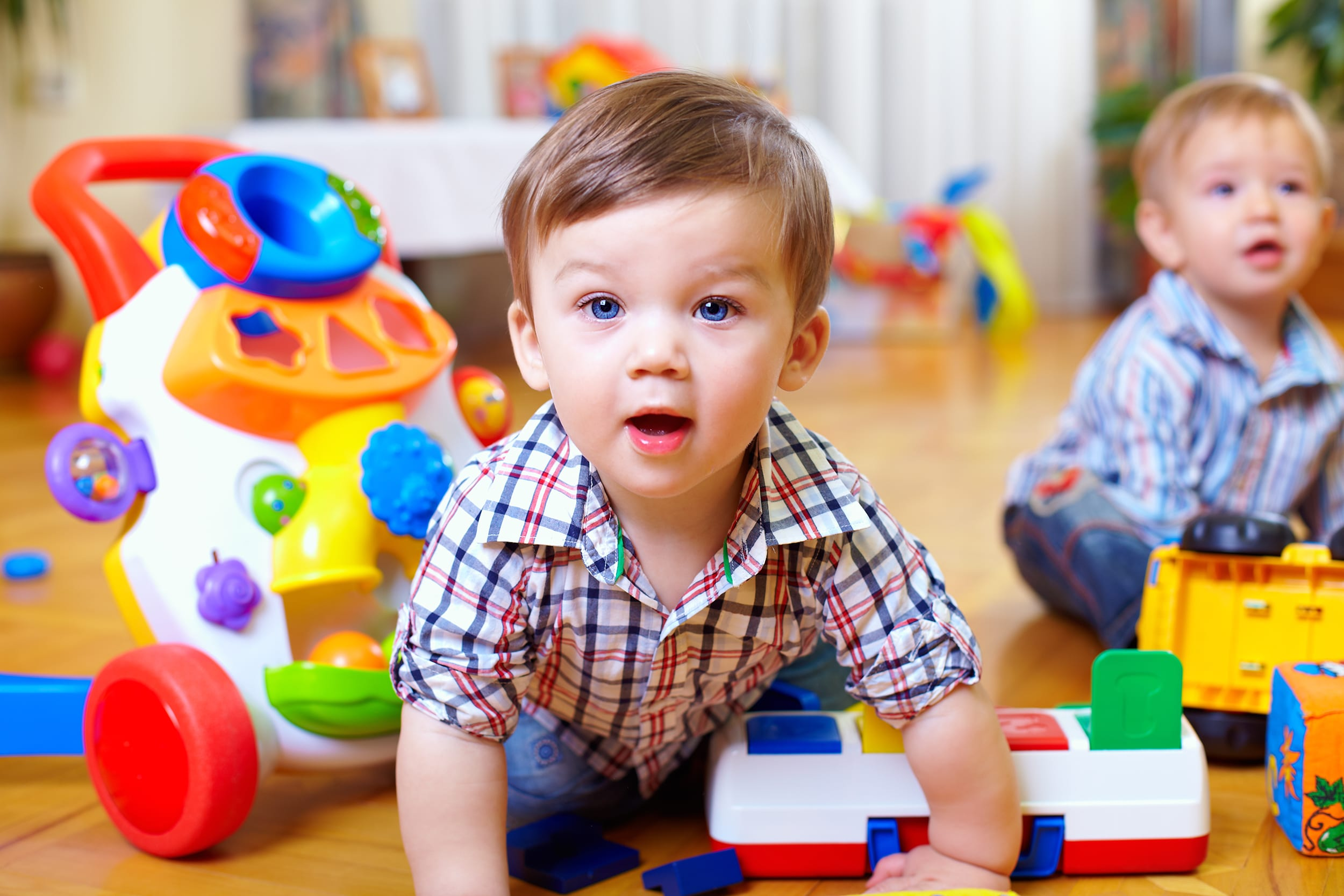 You are currently viewing Como adaptar o bebê à creche?