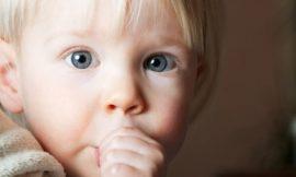 Dicas para o bebê parar de chupar dedo