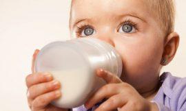 Teste para identificar se o bebê tem intolerância à lactose