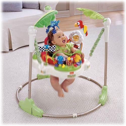 You are currently viewing Jumperoo para bebê – É seguro? Qual idade devo usar?