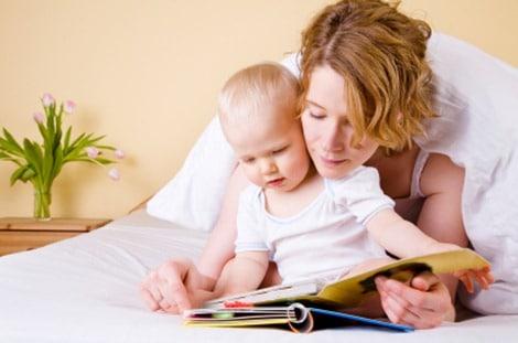You are currently viewing Qual idade para começar a ler para o bebê?