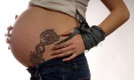 Grávida pode fazer tatuagem?